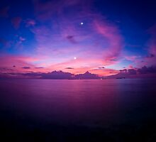 Maldivian Night by Dominic Kamp