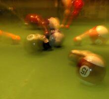 Pool Balls © Vicki Ferrari by Vicki Ferrari