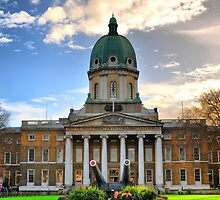 Imperial War Museum by Dominic Kamp