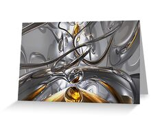 Illusions Abstract Greeting Card