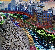Barcelona by J O'Neal