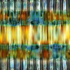 Flux Abstract by J O'Neal