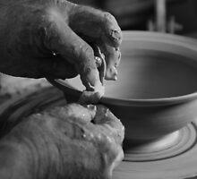 Creating a Bowl by David Hopkins