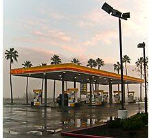 californian oasis Photographic Print