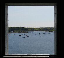 Through the Window of my Soul II by Rachel Sonnenschein