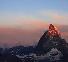 Matterhorn Sunrise, Switzerland by Tomas Abreu