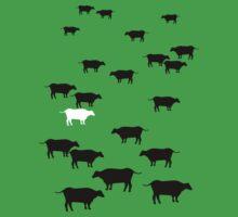 Cows by Stuart Stolzenberg
