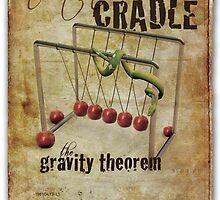 Newton's Cradle by Sarah Moore
