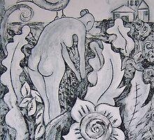 Closed Mind, Stuffy Room by Debby Haskard-Strauss