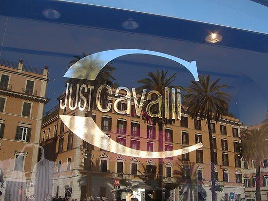 JUST CAVALLI!!!!! - ROME by Daniela Cifarelli