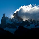 Fitz Roy - the smoky mountain by Ivan Ilarionov