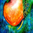 Tropics...The Mango Tree by  Janis Zroback