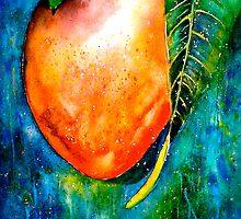 Tropics...The Mango Tree by © Janis Zroback