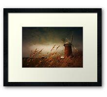 Horsey Mill, Norfolk Framed Print