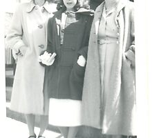 Three Generations Of Irish Women by Virginia N. Fred