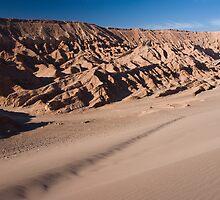 Valle de la muerte by Ivan Ilarionov