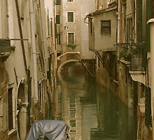 VENICE- PHOTO OR WATERCOLOR? by Scott  d'Almeida