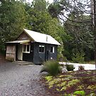 Accomodation at Weindorfers near Cradle Mountain, Tasmania. Australia by Marilyn Baldey