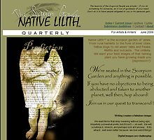 Native Lilith™ Quarterly by NativeLilith