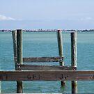 Stay Off of Dock by Donna Adamski