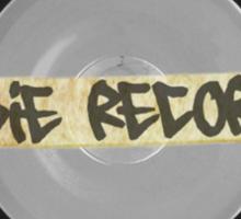 Indie Records Sticker