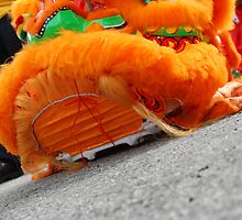 Lion Dance by ktlee