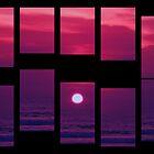 Kuta Sunset by Sue Cotton