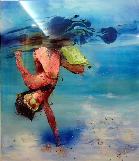 Toccare by Nicoletta Belletti