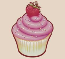 Fluffy Cupcake Love by Julia Lichty