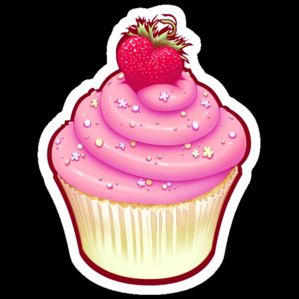Fluffy Cupcake Love by Julia Lichty