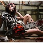 Chainsaw Massacre by stevenjayphoto
