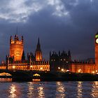 Big Ben by Garrett Santos