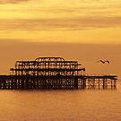 West Pier by Kasia Nowak