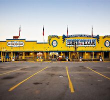The Big Texan by Andie  Smith
