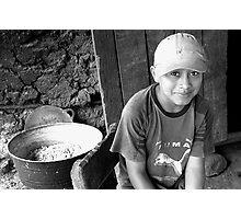 Chorti Boy III Photographic Print