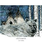 Lakota Winter by designsnimages