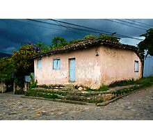 Cottage in Copan Photographic Print