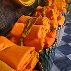 Buddhist baskets by michaelpaule