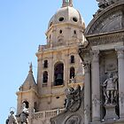 Bell Tower of Catedral de Murcia by Fabio Procaccini