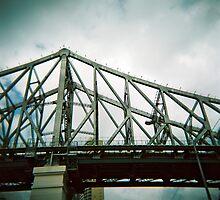 Story Bridge by scatterpig