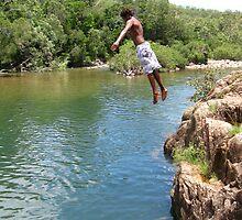 Big Crystal Creek Dive by John Douglas