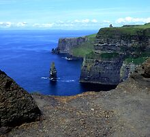 Cliffs of Moher by RedHillDigital