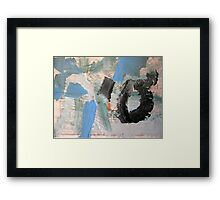 Desiderius Says 11 Framed Print