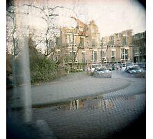 Two lanes Photographic Print