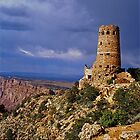 Desert View Watchtower by Robert Yone