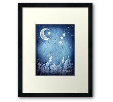 Lullaby Field Framed Print