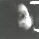 Grotesque Pinhole Self Portrait by Jesse Richards