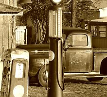 Filling Station by garytx