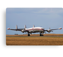 Super Connie Canvas Print