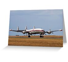 Super Connie Greeting Card